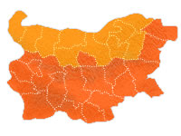 Bulgaria Northern Regions Holiday Outline